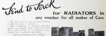 Serck Radiator Founded