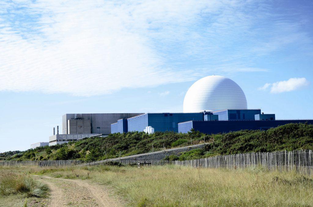 sizewell b nuclear facility